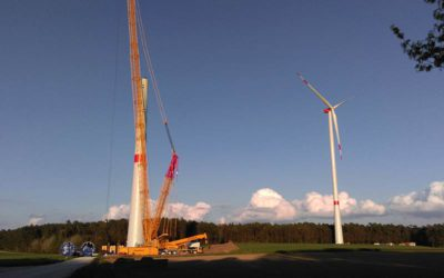 Windpark Veitsbronn